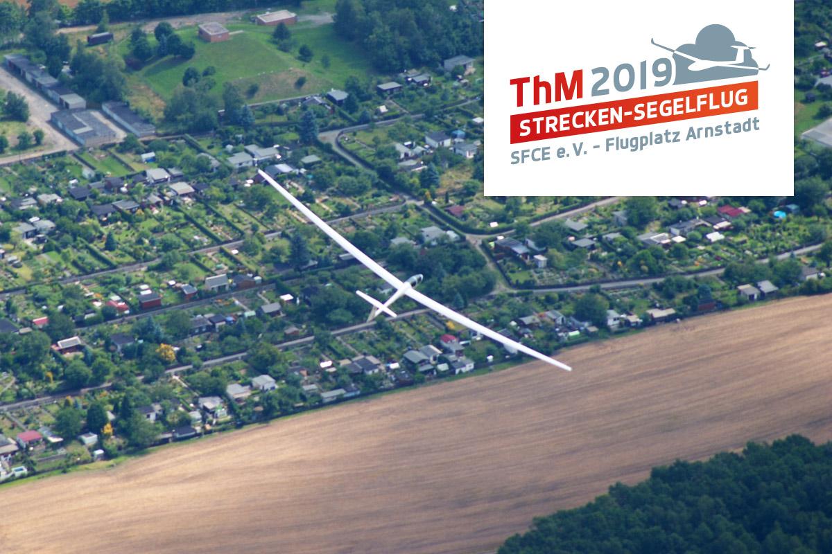 28. Thüringenmeisterschaft im Streckensegelflug